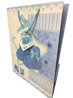 Baby Boy Shower Gift Bag