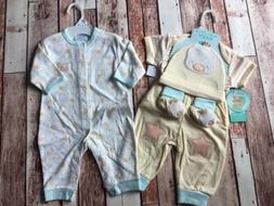 Baby By Bon Be'Be' Outfits 0-3 Months Neutral Gender Sle