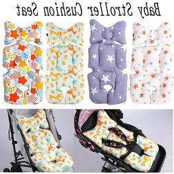 Baby Car Seat Stroller Liner Cushion Pushchair Warm Cotton P