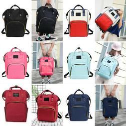 Baby Care Diaper Bag Waterproof Mummy Maternity Nappy Travel