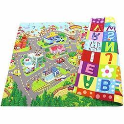 Baby Care Gyms & Playmats Play Mat Zoo Town -Medium