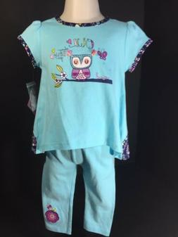 Baby Clothes Girls Nursery Rhyme Two Piece Set Size 18 Month