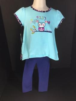 Baby Clothes Girls Nursery Rhyme Two Piece Set Size 24 Month