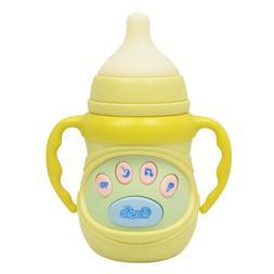 Baby Developmental Electronic Feeding Bottle Musical Toy Kid