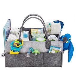 Baby Diaper Caddy Organizer - Gift Registry for Baby Shower