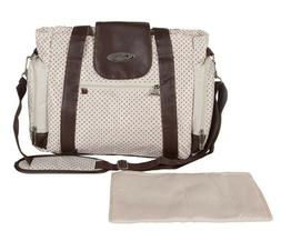 Baby Diaper Tote Bottle Bag Womens Travel Bag with Adjustabl