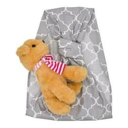Baby Doll Carrier Front and Back Toy Ring Sling