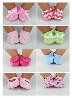 Baby Doll Shoes Toy Girls Kids Dress Up Game Toy Children La