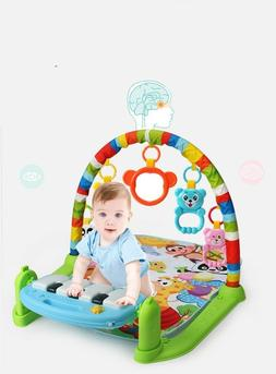 Baby Educational toys  music Multicolor cute carpet for 0-12