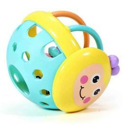 Baby Toy Bee Ball Activity Rattle Educational Infant Boys Gi