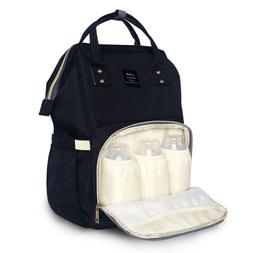 Baby Essentials Bags Nappies Bottles Milk Carrier High Quali