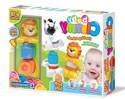 Baby Games - Creative Toys Baby Clemmy Lion and Zebra New 14