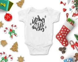 Baby shower gift holiday baby it's cold outside Newborn baby