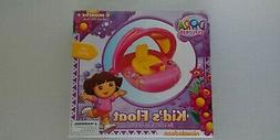Baby Girl Dora the EXPLORER Pink Infant Swim Pool Kiddie Flo