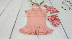 Baby Girl Shower Gift Set Dress Romper Outfit Clothing Booti