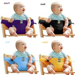 Baby Harness Belt Fastener Safety High Chair Dining Eat Feed