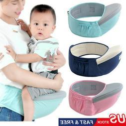 Baby Hip Seat Waist Bench Stool Travel Baby Boy Girl Carrier