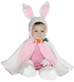 Baby Infant Girls Cute Bunny Rabbit Costume Pink White Size