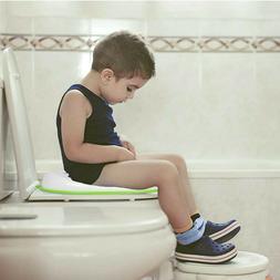 Baby Kids Child Safety Potty Toilet Training Seat Toddler No