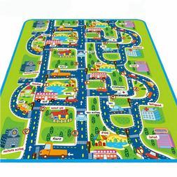 Baby Kids Soft Carpet Mat Play Foam Floor Eva Activity Gym N