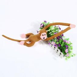 Baby Kids Soft Plush Toys Cute Colorful Long Arm Monkey Stuf