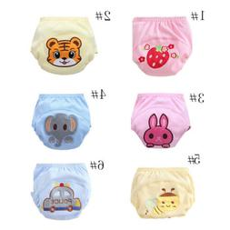Baby Legging Potty Training Pants Washable Cotton Leakproof