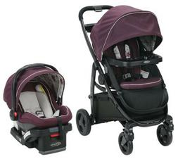 Graco Baby Modes Travel System Stroller w/ Infant Car Seat N