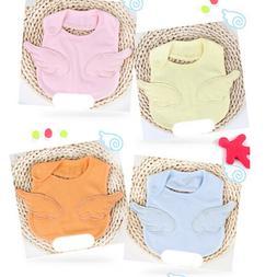 Baby Novelty Wings Cotton Cartoon Feeding Bib Towel Cloths f
