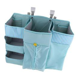 Baby Nursery Organizer for Clothing Diapers Toys Hanging Sto