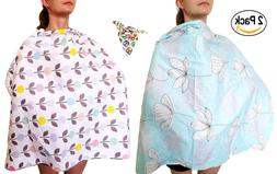 Baby Nursing Covers Breastfeeding Cover up Feeding Privacy M