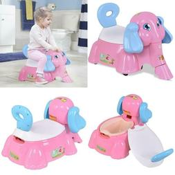 Baby Potty Toilet Training Chair Toddler Seat With Music Bab