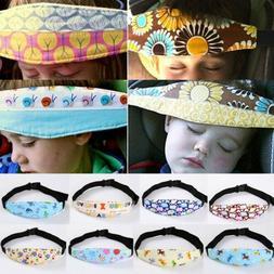 Baby Safety Car Seat Sleep Nap Aid Child Kid Head Protector