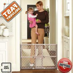 Baby Safety Gate Indoor Fence For Pet Cat Dog Toddler Child