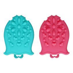 Baby Skin Care Cleaning Bath Sponge Brush Soft & Comfortable