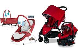 Baby Stroller Car Seat B-Safe 35 Travel System Bouncer Rocke