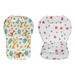 Universal Baby Stroller Seat Cotton Pad Liner High Chair Sea