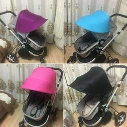 Baby Stroller Sunshield Sun Shade Protection Hood Canopy Str