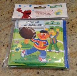 Sesame Street Baby/Toddler Bath Or playtime Book New Ernie's