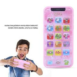 Baby Music Toys Cellphone Mobile Phone Educational Learning
