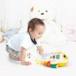 Baby Toys Electronic Airplane Toys With Lights And Music Kid