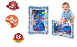 Baby Tummy Time Play mat Fill and Play Water Mat Large Size