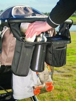 Valco Baby Universal Stroller Caddy & Organizer Brand New! F