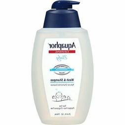 Aquaphor Baby Wash and Shampoo, 25.4 Fluid Ounce - Pediatric