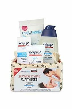 Aquaphor Baby Welcome Baby Gift Set - Free WaterWipes and Ba
