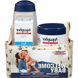 Aquaphor Baby Welcome Baby Gift Set - Healing Ointment, Wash
