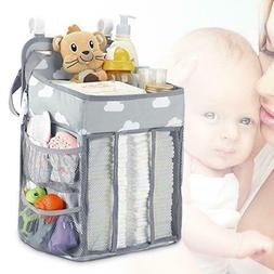 Bag Baby Caddy Hanging Organizer Stroller Storage Multifunct