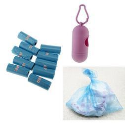 Bag Dispenser Box Pet Garbage Clean Waste Bag Carrier Holder