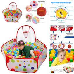 Ball Tent Baby Toy Stages Learn Laugh Toddler Kids Boys Girl
