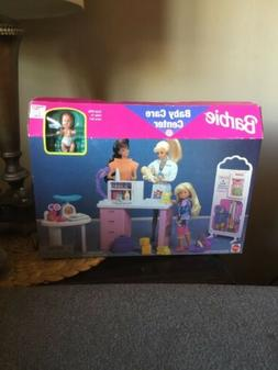Vintage New In Box Barbie baby care Center #67153-91.  From