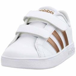 adidas Baseline CMF Infant  Casual   Sneakers - Metallic - B